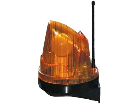 LAMPЛампа сигнальная с антенной 220В (DOORHAN)