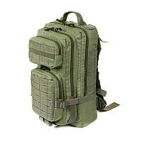 Тактический рюкзак на 25 литров олива.