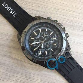 Наручные часы эконом Tissot All Black