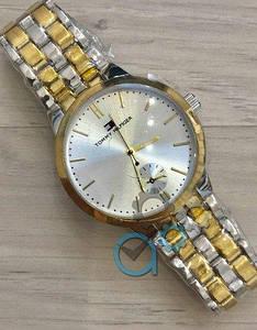 Наручные часы эконом Tommy Hilfiger 6670 Silver-Gold-Silver