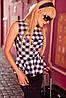 Платье с баской   Chalin jd, фото 4