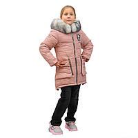 Детское пальто Аленка
