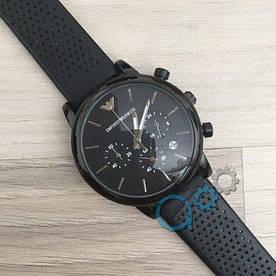 Наручные часы эконом Emporio Armani AA AR903 All Black