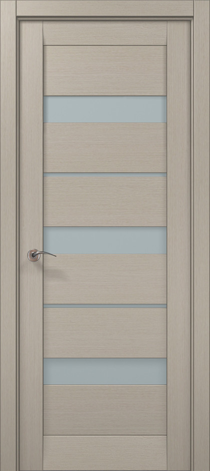 Двери Папа Карло Millenium ML-22 Дуб кремовый 2000х910х40