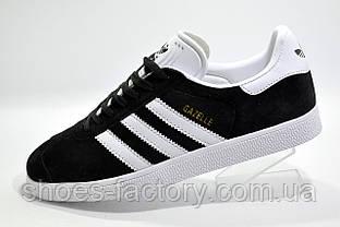 Кроссовки унисекс в стиле Adidas Gazelle, Black\White
