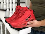Чоловічі зимові кросівки Reebok I3 (червоні), фото 2