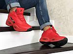 Чоловічі зимові кросівки Reebok I3 (червоні), фото 3