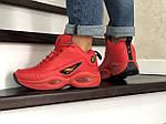 Чоловічі зимові кросівки Reebok I3 (червоні), фото 5