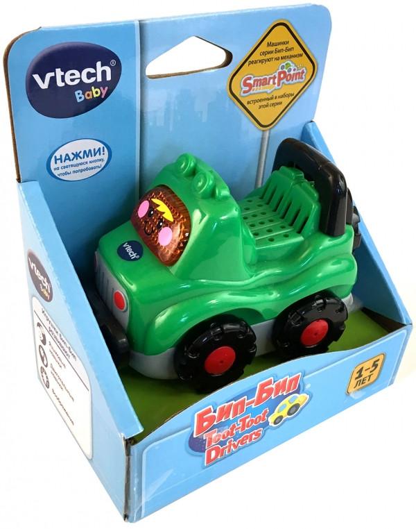 Развивающая игрушка Vtech серии Бип-Бип – Внедорожник