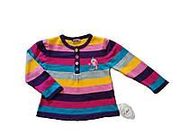 Детский свитер  для девочки Попугай 1-3 года