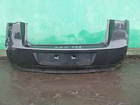 Renault Laguna 3 III 2007 - бампер задний 850220001r хтчбек