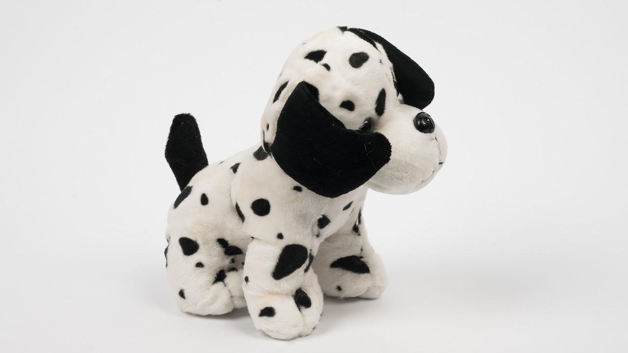 Мягкая игрушка Собака далматинец.17 см