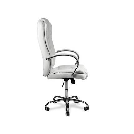 Офисное кресло Calviano MAXI белое, фото 2
