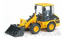 Игрушка BRUDER Дорожный погрузчик CAT (02441)