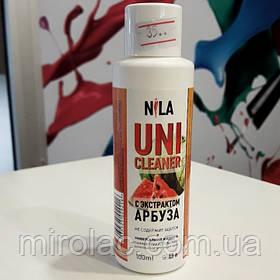 Nila Uni-Cleaner Универсальный ремувер и очиститель, арбуз, 100 мл