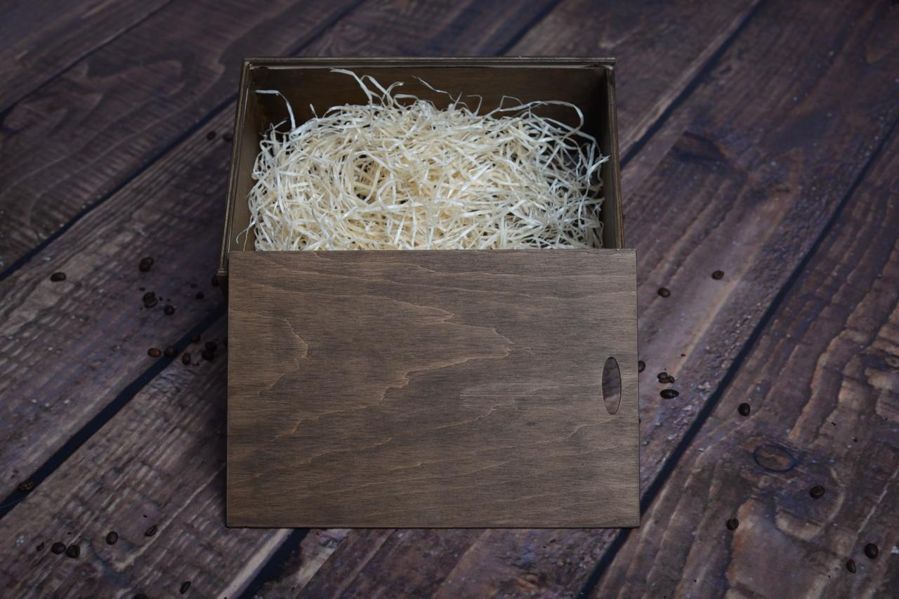"""Коробка подарочная """"Крафт"""" (большая)"""