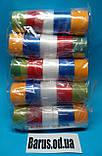 Серпантин цветной 10 мм 10 шт, фото 9