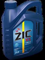 Масло ZIC X5 LPG 10W40 4л (полусинтетика)