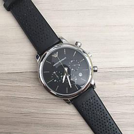 Наручные часы эконом Emporio Armani AA AR903 Slver-Black