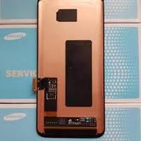 Дисплейный модуль Samsung S8 (G950F) black (переклейка) Б.\У.