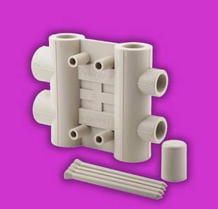 Распред.блок (отопление,водоснабж.)PPR