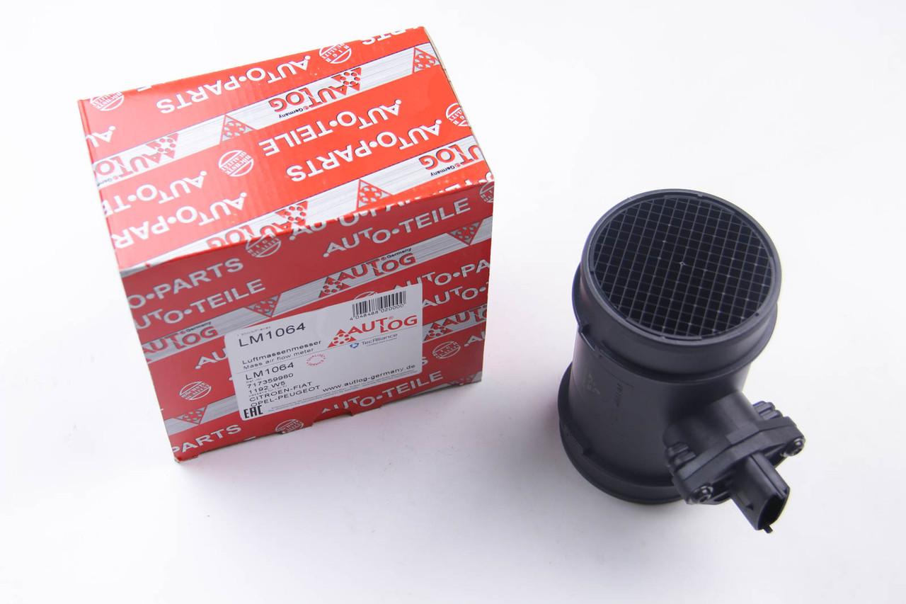 Расходомер воздуха Citroen Jumper (5 контактов) 2.2-3.2 1997-