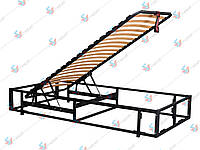 Каркас кровати с подъемным механизмом и металлическим основанием - 2000х1000 мм