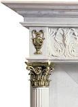 Мраморный камин Александрия, фото 2