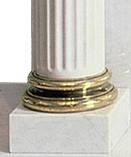 Мраморный камин Александрия, фото 5