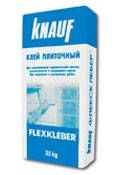 Клей для плитки Knauf Флексклебер 25Kg купити Львів