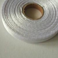 Лента атласная 0,6 см белая