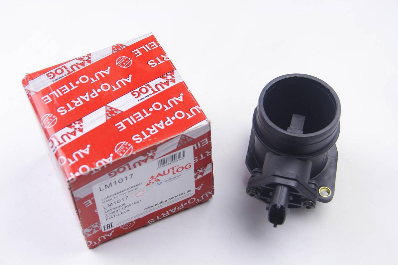 Расходомер воздуха ВАЗ 110 (2110) (5 контактов, впрыск BOSCH) 1995-2010