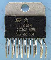 Драйвер двигателя STM L292N ZIP15