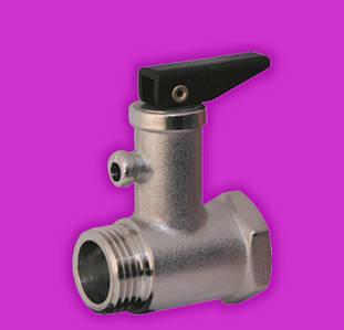 Компоненты безопастности для водонагревателей