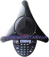 Беспроводной конференц телефон Polycom SoundStation2w