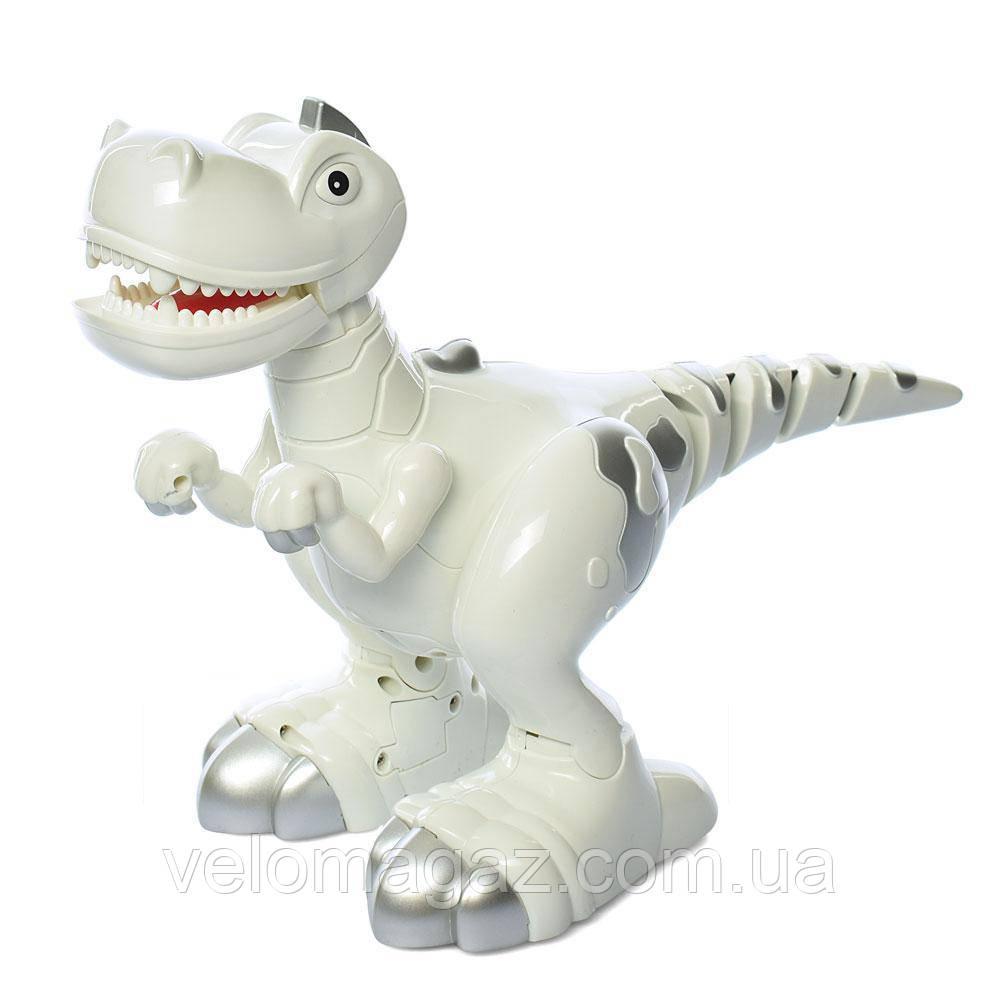 Динозавр интерактивный 908C, 33 см. Танцует, ходит, шевелит хвостом