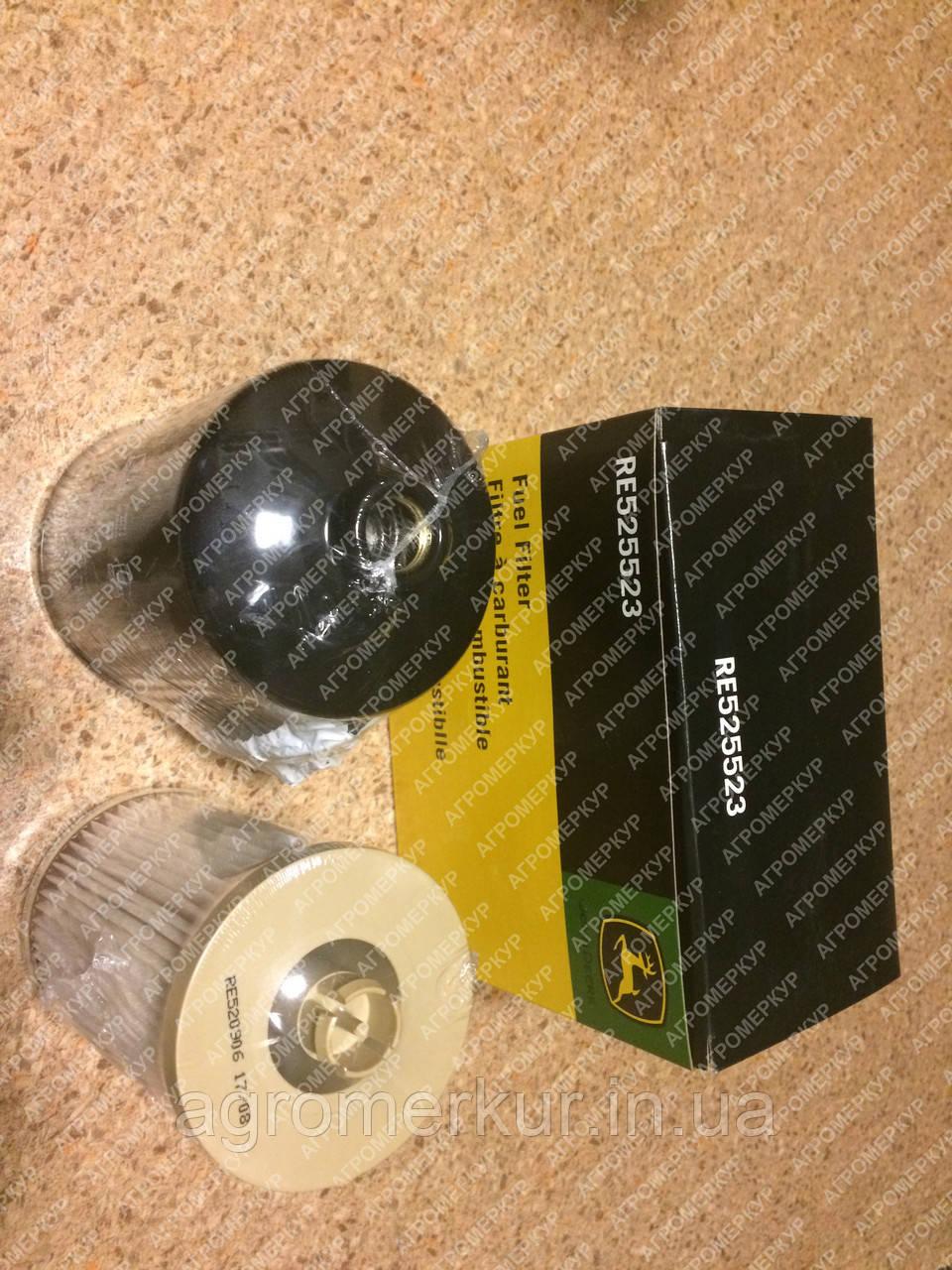 RE525523 Комплект фильтров топливных