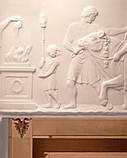Мраморный Камин Афины, фото 2