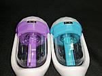 USB автомобильное зарядное устройство увлажнитель Фиолетовый, фото 4