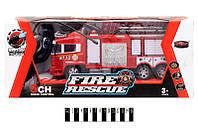 """Пожарная машина """"FIRE RESCUE"""" на радиоуправлении 666-192A"""