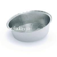 SPT546L/1440мл контейнер круглый из пищевой алюминиевой фольги, 100шт/уп
