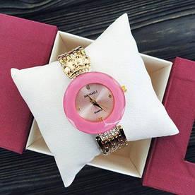 Наручные часы эконом Baosaili Gold-Pink