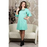 Платье Эмма (нежная мята)    оптовая цена