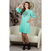 Платье Афродита (нежная мята)       оптовая цена