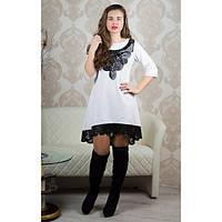 Платье Сиеста (белый)    оптовая цена