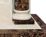Мраморный Камин Каприз, фото 3