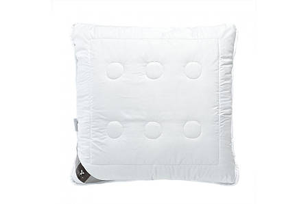 Подушка 70х70 Air Dream Exclusive, стеганый чехол + внутренняя подушка на змейке, фото 2