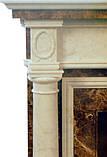Мраморный Камин Олимпик, фото 2