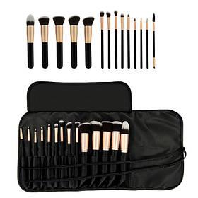 Набор кистей для макияжа 14шт Prodi box