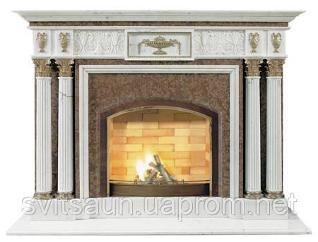 Мраморный Камин Триумф